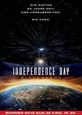 Independence Day 2: Wiederkehr - Poster