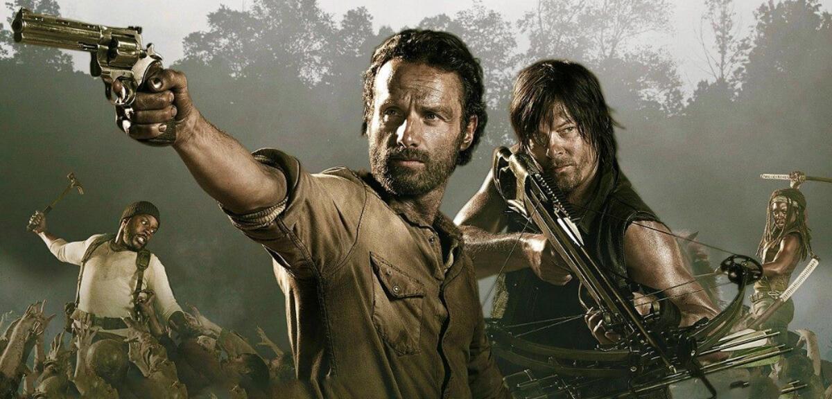 The Walking Dead Alle Tode