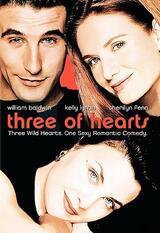 Drei von ganzem Herzen - Poster