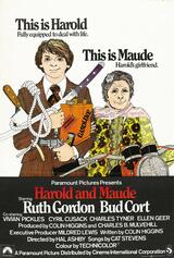 Harold and Maude - Poster