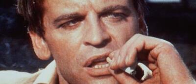 Klaus Kinski 1971 in Das Auge der Spinne