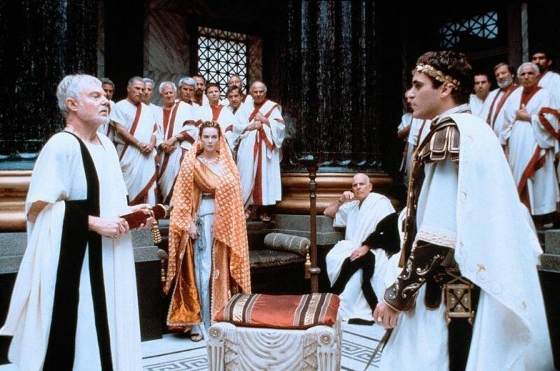 Gladiator mit Derek Jacobi