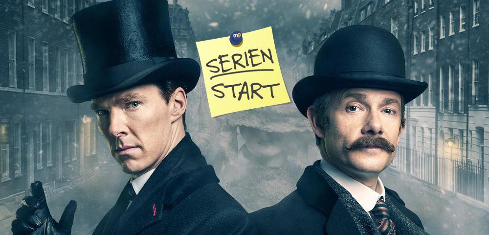 Sherlock - Mit dem Victorian Special zurück ins 19. Jahrhundert