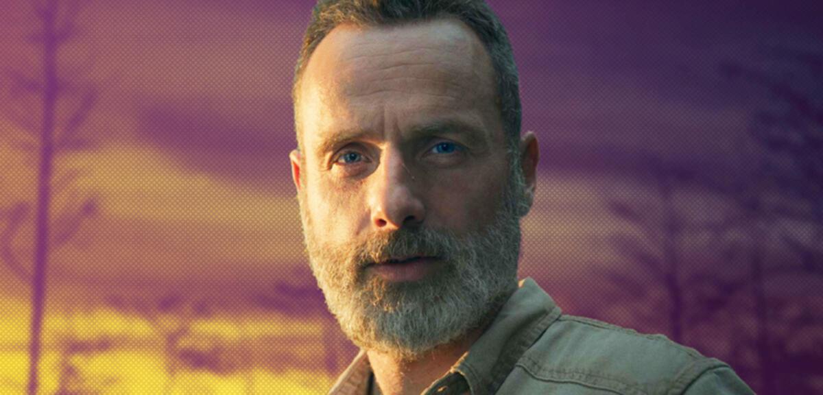 The Walking Dead-Geheimnis gelüftet: Zum Glück ist Rick kein A, sondern ein B