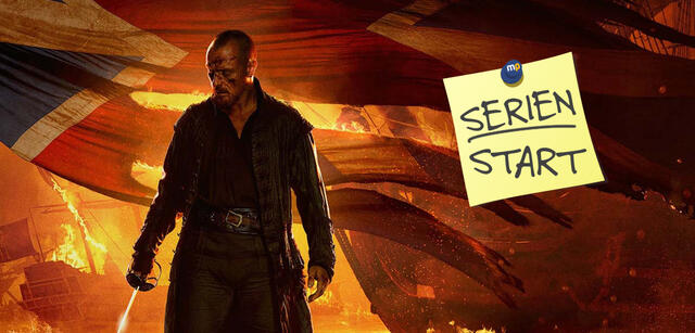 Macht euch bereit zum Entern, denn Black Sails startet in die dritte Staffel!