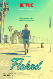 Flaked - Poster