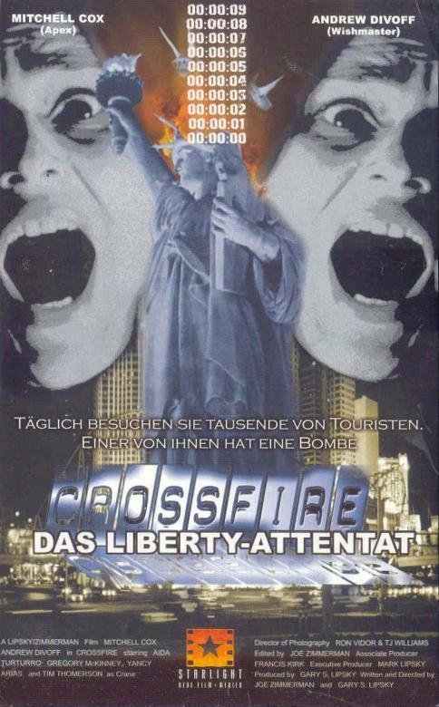 Crossfire - Das Liberty-Attentat