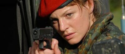 Maria Simon im Bundeswehr-Krimi Kongo