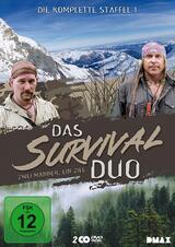 Das Survival-Duo: Zwei Männer, ein Ziel - Poster