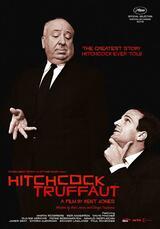Hitchcock/Truffaut - Poster