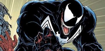 Spider-Man-Schurke Venom