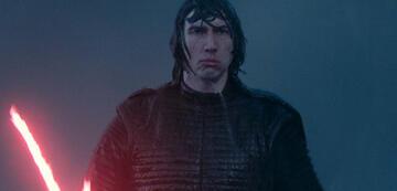 Kylo Ren in Star Wars 9: Der Aufstieg Skywalkers