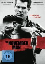 The November Man - Poster