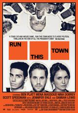 Run This Town - Poster