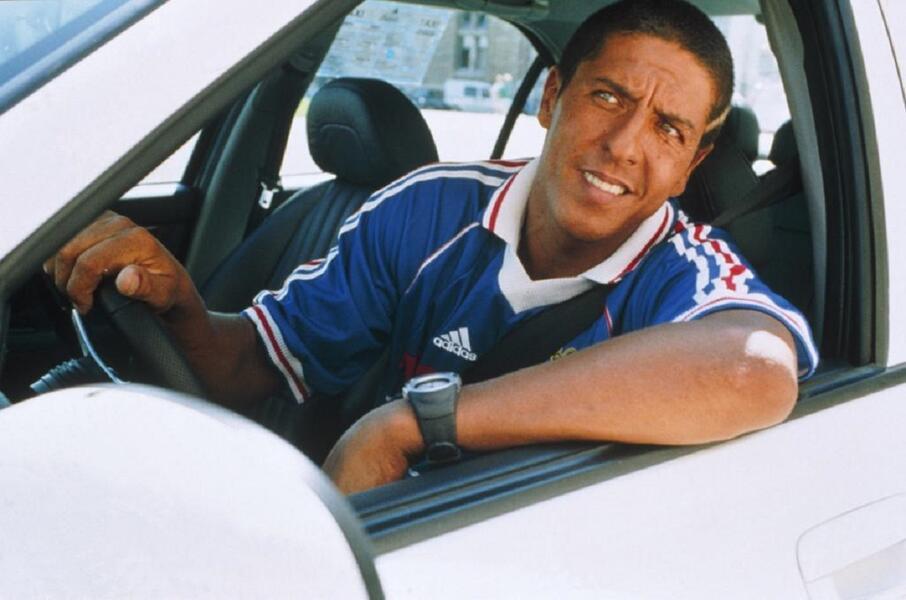 Taxi mit Samy Naceri
