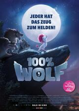 100% Wolf - Poster
