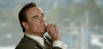 John Travolta in American Crime Story