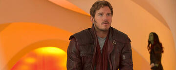 Guardians of the Galaxy Vol. 2 mit Chris Pratt