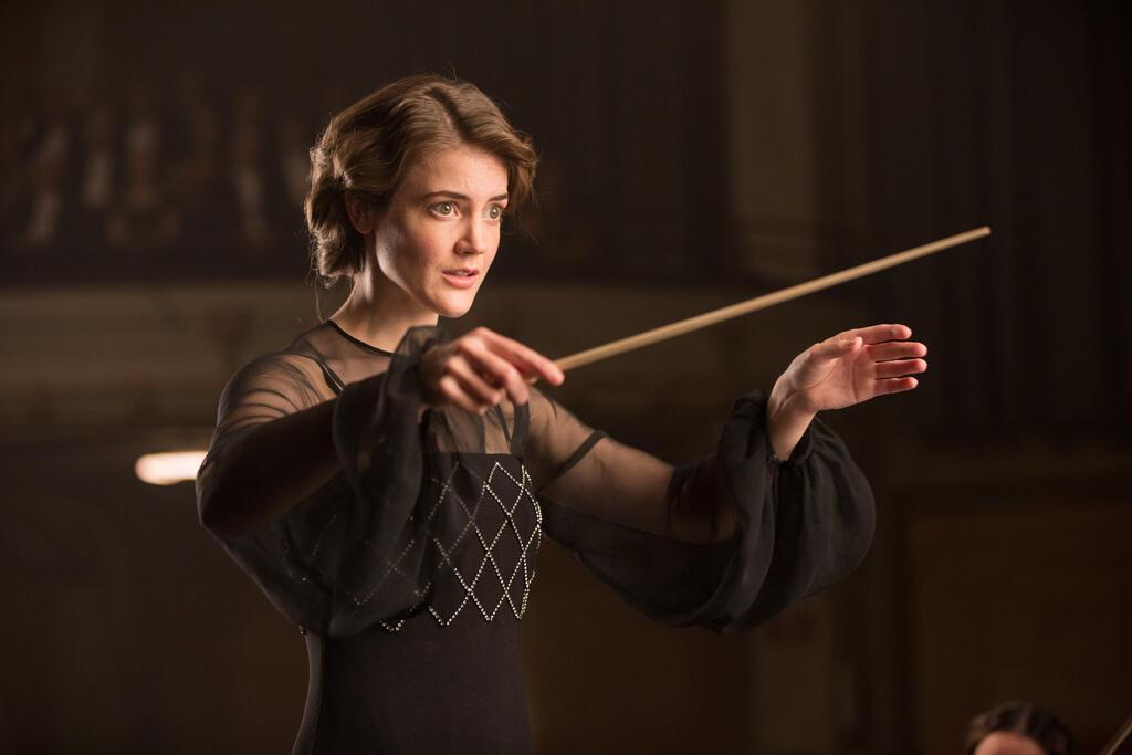 Die Dirigentin