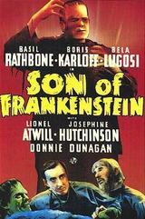 Frankensteins Sohn - Poster