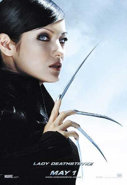 X-Men 2 mit Kelly Hu