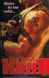 Born Killer - Poster