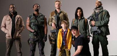 Der Cast aus Predator