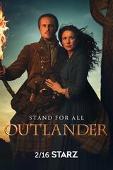 Outlander - Staffel 5 - Poster