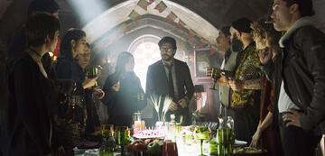 Haus des Geldes: die versammelte Crew des Professors in Staffel 3