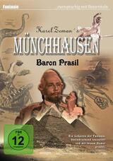 Baron Münchhausen - Poster