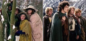 Der Herr der Ringe im Vergleich: Hobbits