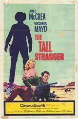 Der große Fremde - Poster