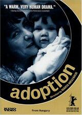 Die Adoption - Poster