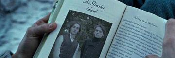 Harry Potter 7.1: ein junger Dumbledore mit Grindelwald