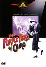 Purple Rose of Cairo Poster