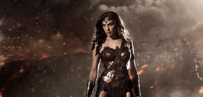 Gal Gadot als Wonder Woman
