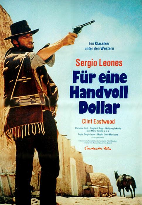 Fur Eine Handvoll Dollar Film 1964 Moviepilot De