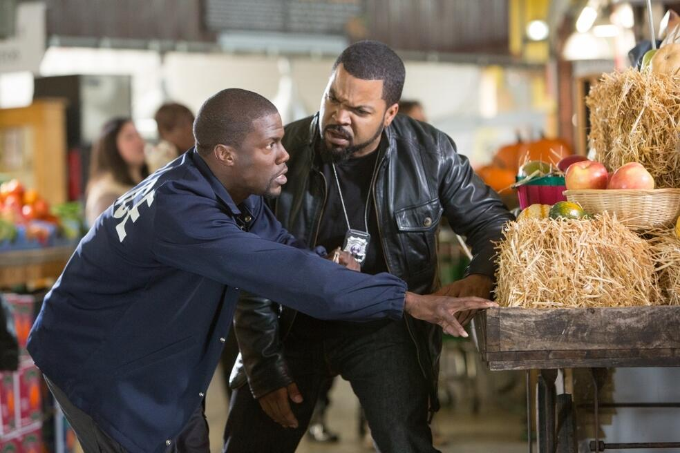 Ride Along mit Ice Cube und Kevin Hart