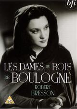 Die Damen vom Bois de Boulogne - Poster