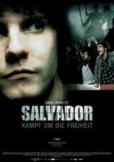 Salvador - Kampf um die Freiheit - Poster
