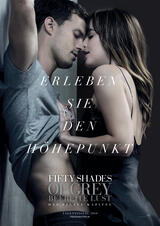 Fifty Shades of Grey 3 - Befreite Lust - Poster