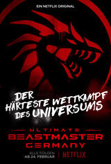 Ultimate Beastmaster - Poster