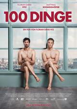100 Dinge - Poster