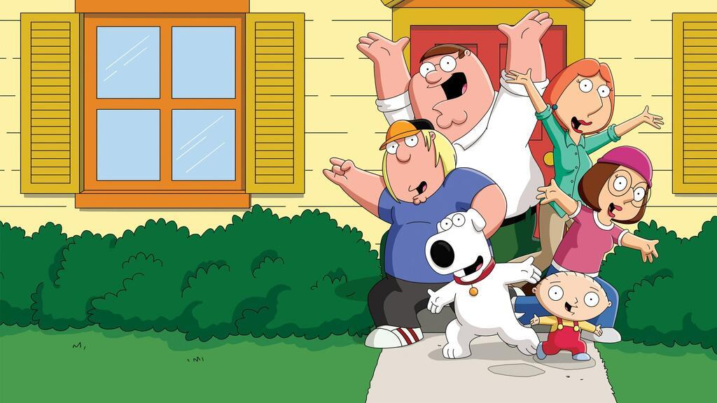 Family Guy Stream