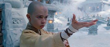 Die Legende von Aang kam bei der Jury nicht gut an