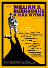 William S. Burroughs: A Man Within - Poster
