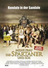 Meine Frau, die Spartaner und ich - Poster