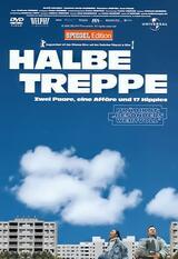 Halbe Treppe - Poster