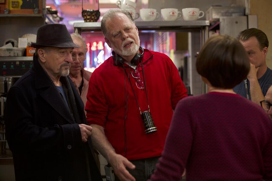 The Comedian mit Robert De Niro und Taylor Hackford