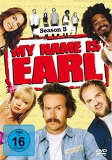 My Name Is Earl - Staffel 3 - Poster